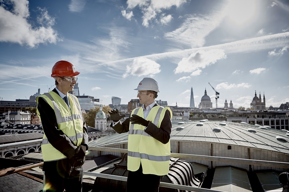 How E.ON. is helping the City of London become a zero emissions city