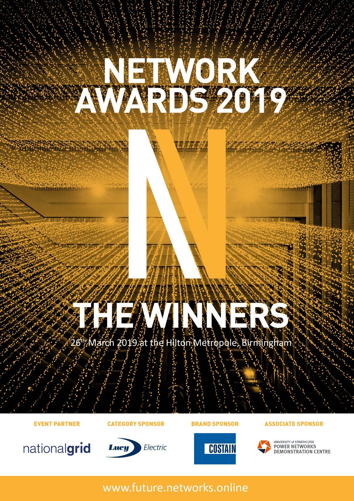 Network Awards winners report